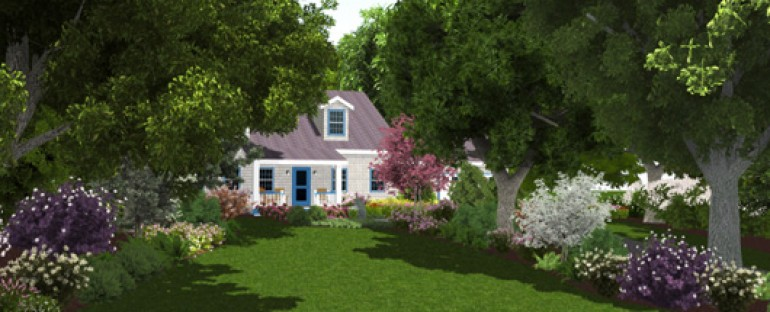 Landscaping With Native Plants : Landscaping with native plants